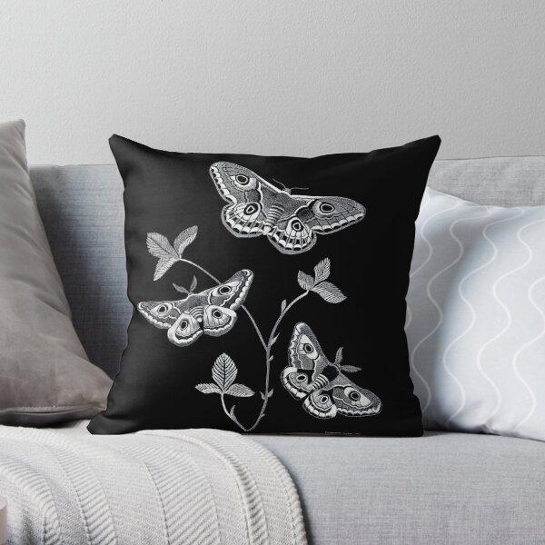 Original Butterflies artwork Throw Pillow