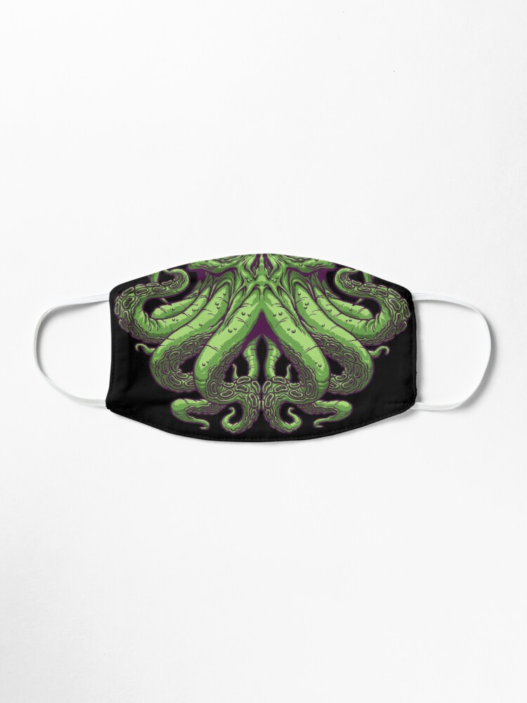 Alternate view of CTHULHU Mask