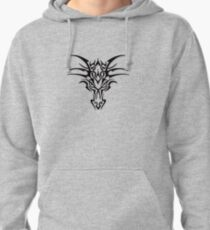 Dragon face brand - Black  T-Shirt