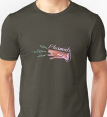 Neon Plasmids sign Unisex T-Shirt