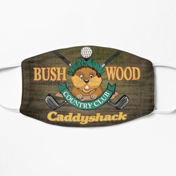 Bushwood Country Club Flat Mask
