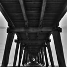 Largs Bay Pier by jermesky