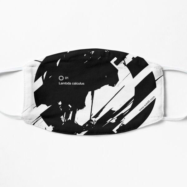 LAMBDA CALCULUS Flat Mask