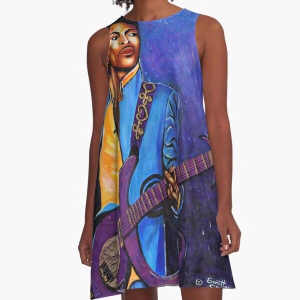 Prince Rogers Nelson A-Line Dress