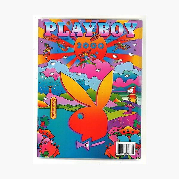 playboy poster Photographic Print
