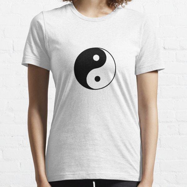 Classic Yin Yang Essential T-Shirt
