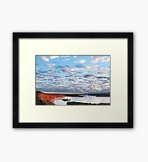 Redbanks - For Ever and Ever Framed Print