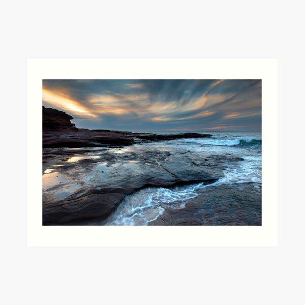 Red Bluff Beach - Kalbarri Art Print