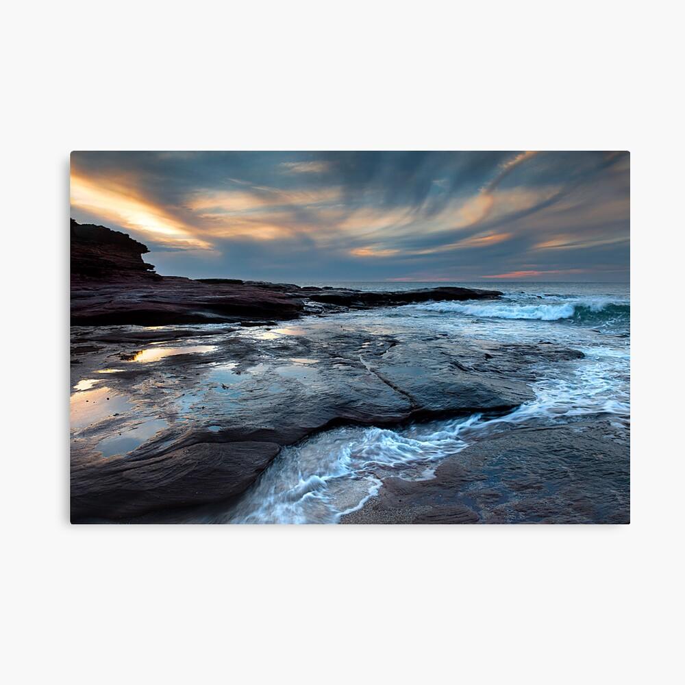Red Bluff Beach - Kalbarri Canvas Print