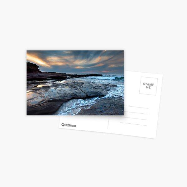 Red Bluff Beach - Kalbarri Postcard