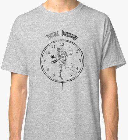Zombie Doomsday Clock Classic T-Shirt