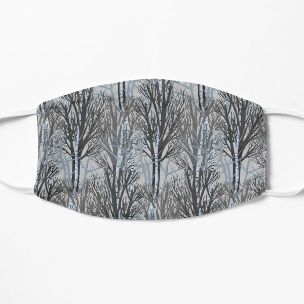 Winter Trees Mask