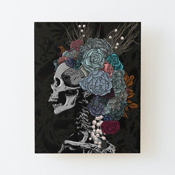 Dia De Los Muertos 2018 Wood Mounted Print