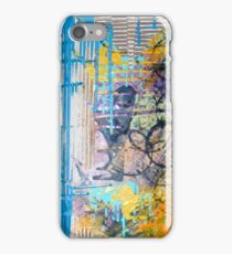 Retro Decay iPhone Case/Skin