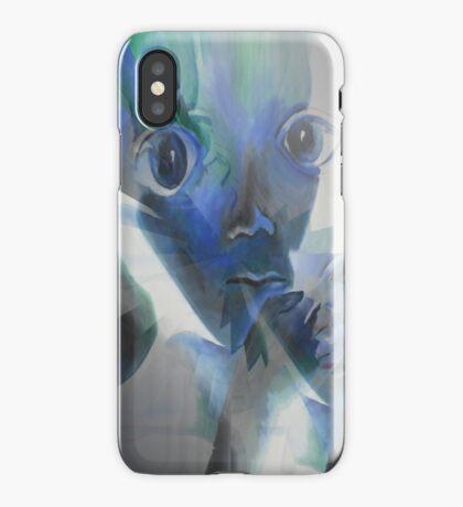 Baby alien II I phone 4 iPhone Case/Skin