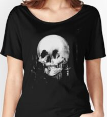 All Is Vanity: Halloween Life, Death, and Existence Women's Relaxed Fit T-Shirt