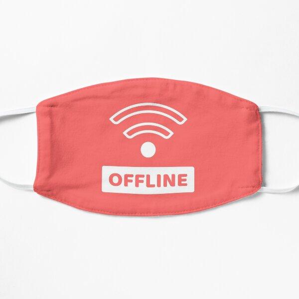 Offline - No Wifi Maske