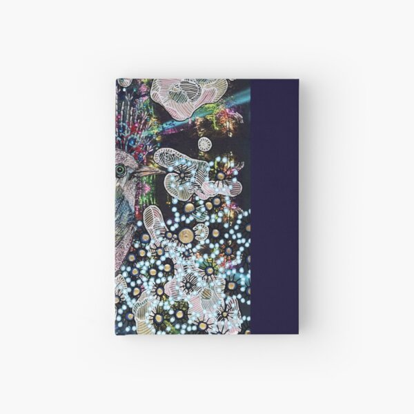 Icons of the world to come Hardcover Journal