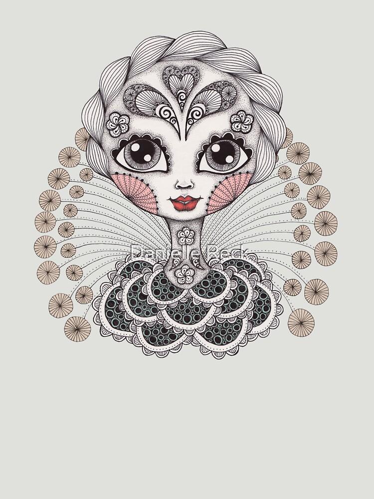 Miss Dia De Los Muertos by Reck76