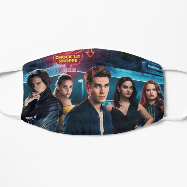 Riverdale Season 3 Mask