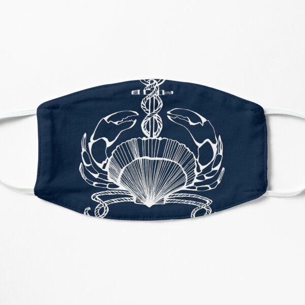 Illustration crabe Masque taille M/L