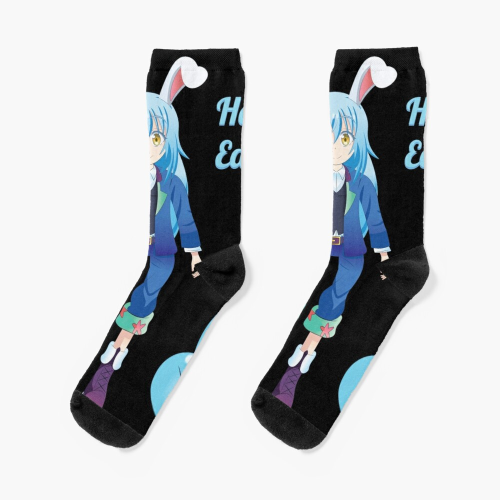 Happy Easter From Rimuru-Sama Socks