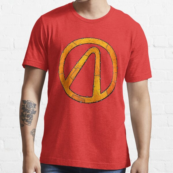 Vault Symbol Stitched - Borderlands Essential T-Shirt