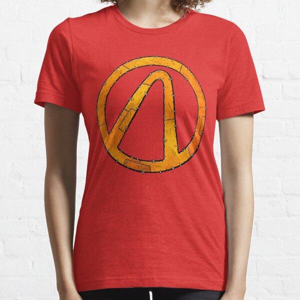 Vault Symbol Stitched - Borderlands Essential T-Shirt