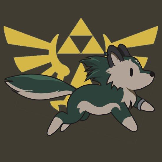 TShirtGifter presents: Wolf Link