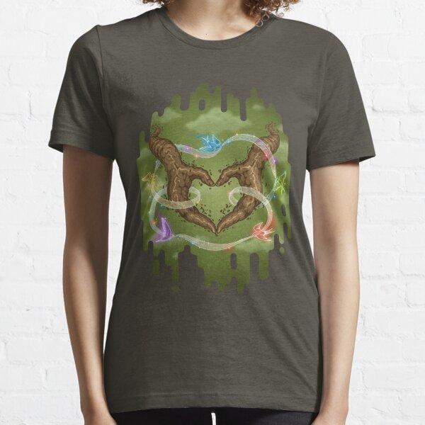 Hand Heart Essential T-Shirt