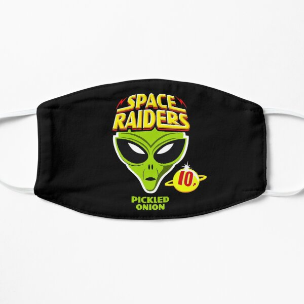 Pickled Onion Space Raiders Mask
