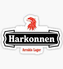 Arrakis lager Sticker