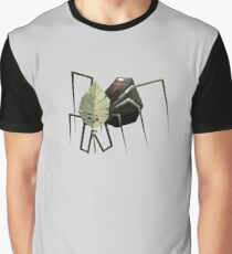 The Non-Menacing Spider Graphic T-Shirt