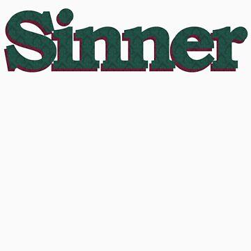 Sinner (damask) V4 by dreamorlive
