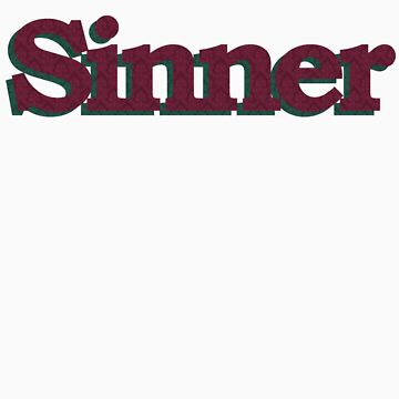 Sinner (damask) V3 by dreamorlive