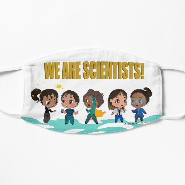 We Are Scientists  Mask