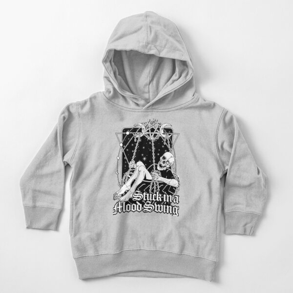Stuck in a Mood Swng Toddler Pullover Hoodie