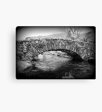 Lakeland Packhorse Bridge Canvas Print