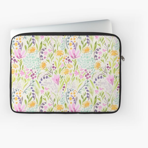 Tiny flowers Laptop Sleeve