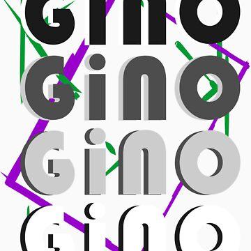 Bar Down Gino by iAMBPJ