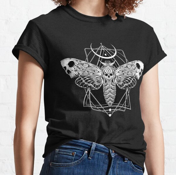 Surreal Death Moth Classic T-Shirt