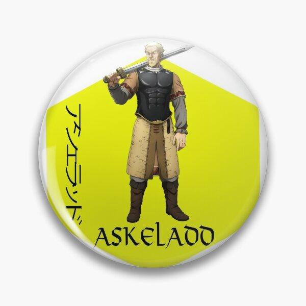 Askeladd  Pin