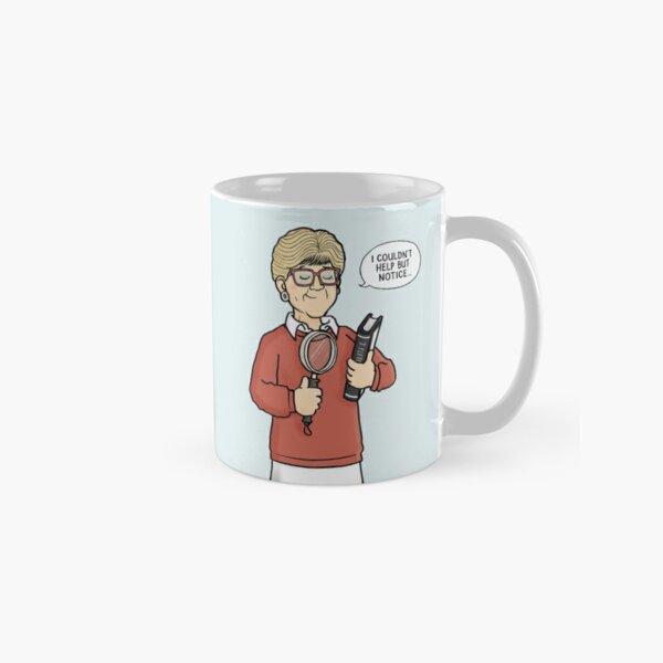 Jessica Fletcher - Murder She Wrote Classic Mug