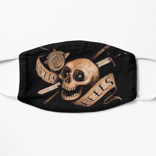 Hell's Bells Flat Mask