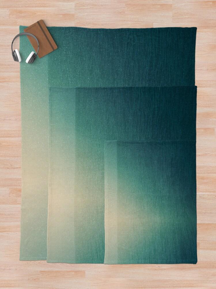 Alternate view of VIVID II Throw Blanket