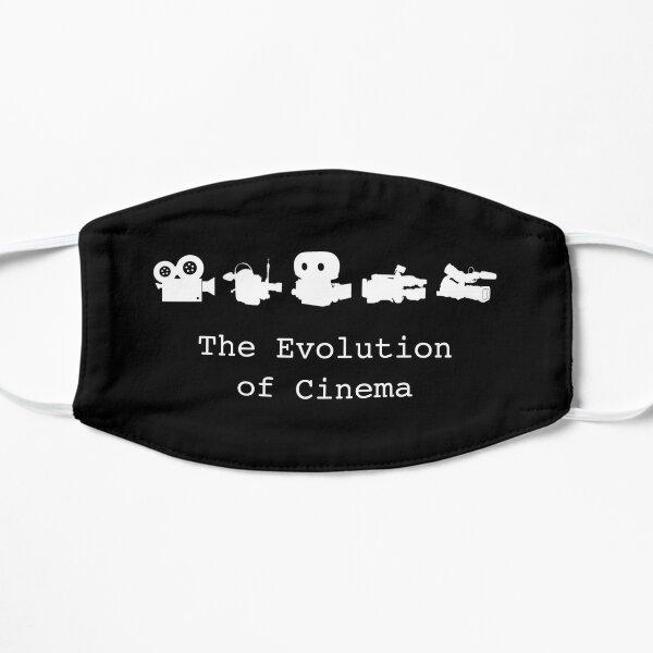 The Evolution of Cinema Mask