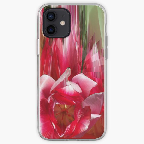 Tulips composition i phone 4 iPhone Soft Case