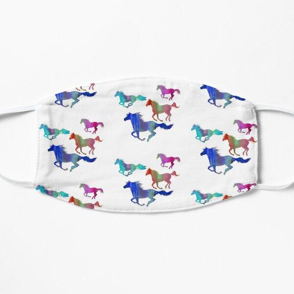 Four Running Horses 3 Mask