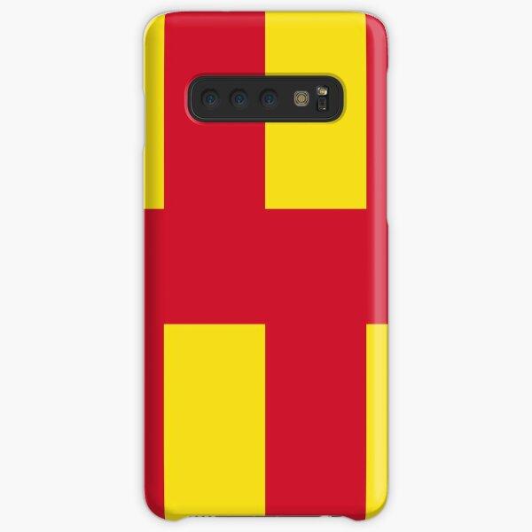 Northumberland flag Samsung Galaxy Snap Case