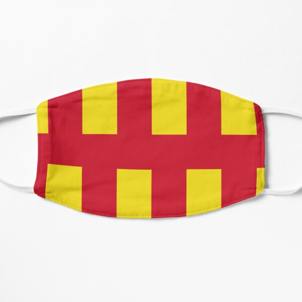 Northumberland flag Mask
